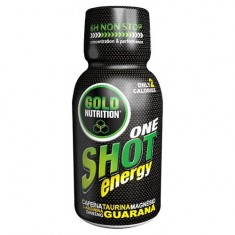 Gold Nutrition One Shot Energy
