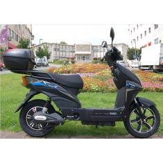 2019 Bicicleta Eléctrica Goose Five (tipo scooter)