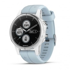 Garmin Fenix 5S Plus Safira Preto Bundle
